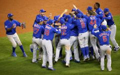 Chicago Cubs win World Series for the first time in 108 years