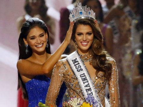 The beauty of Miss Universe on display