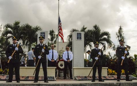 Western remembers 9/11 after 13 years