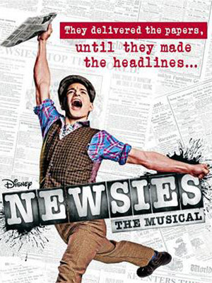 """Broadway's smash-hit musical Newsies """"carries the banner"""" across America on its first national tour and makes its way to South Florida."""
