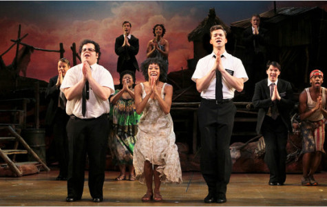 Book of Mormon preaches to theater lovers