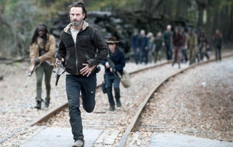 Fans put on edge by Walking Dead finale