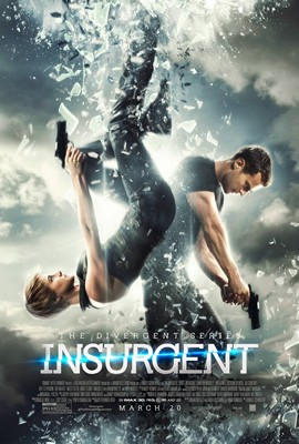 Insurgent heats up theaters