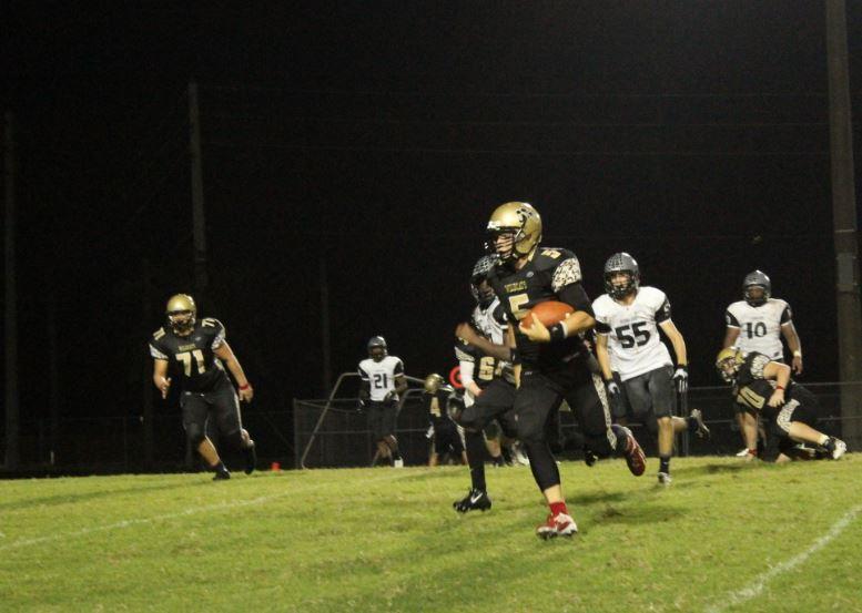 Varsity football plans comeback