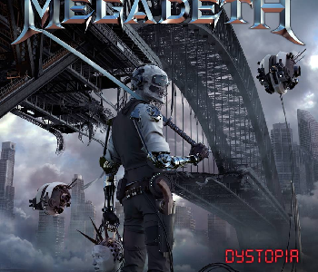 Megadeth's 'Dystopia' album proves an explosive success