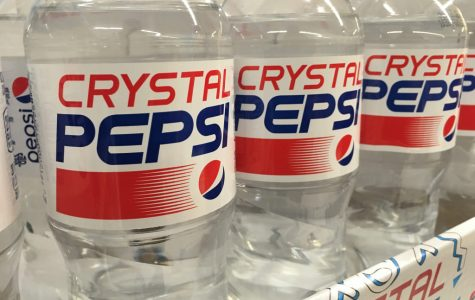 Pepsi is making itself Crystal clear this time