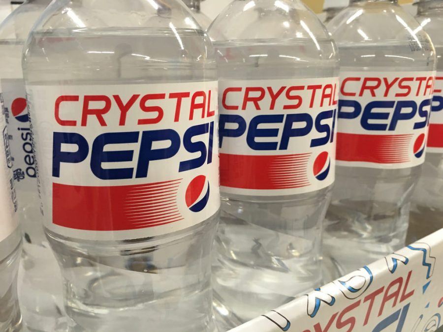 failed product crystal pepsi Crystal pepsi is a soft drink made by pepsicoit was first sold in europe in the early 1990s the united states and canada received it from 1992 to 1994, with brief rereleases throughout the mid-2010s.