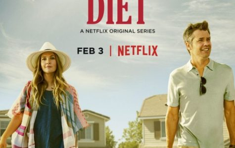 Santa Clarita Diet TV poster courtesy of Netflx and used under Fair Use.