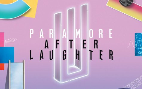 Paramore album cover, photo courtesy of billboard and used under Fair Use.
