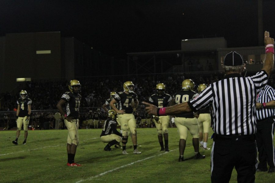 Wildcats take the field on the rescheduled Monday night Homecoming game against Hallandale on Oct. 2.