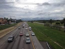 Traffic on I-4 leaving Florida during Irma evacuations