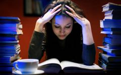 Stress seizes students' focus
