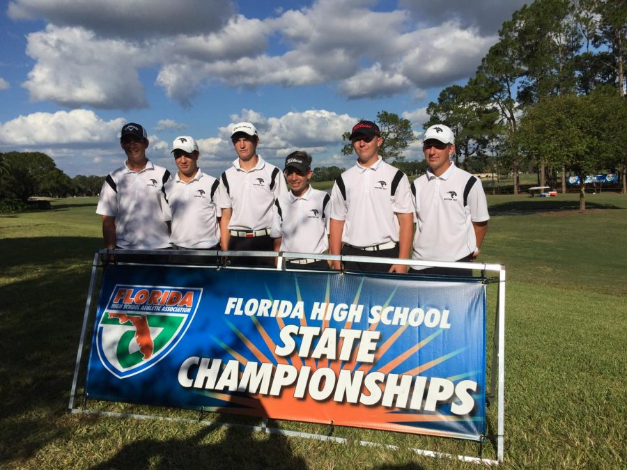 Boys' golf team reflects on first state appearance since 2014