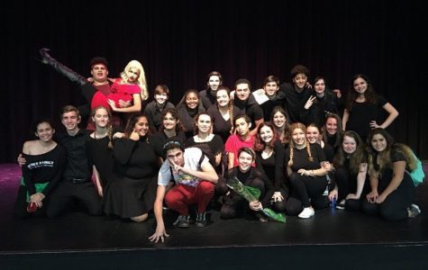 Thespians excel at districts at Nova Southeastern