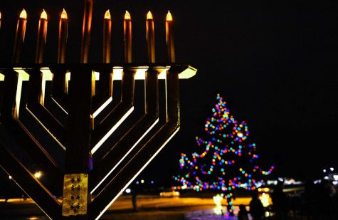 Hanukkah, Christmas blend family celebrations