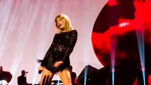 Swift performs at DirectTV's Super Saturday Night Concert in Dallas, Tx on Feb. 4.