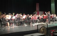 Band members showcase talent in winter concert