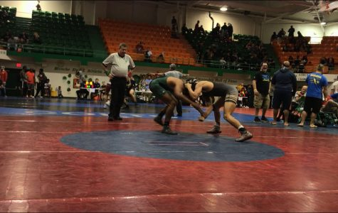 Decoding wrestling one physical, mental test at a time