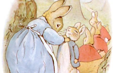 Harmless Peter Rabbit movie sparks dark controversy