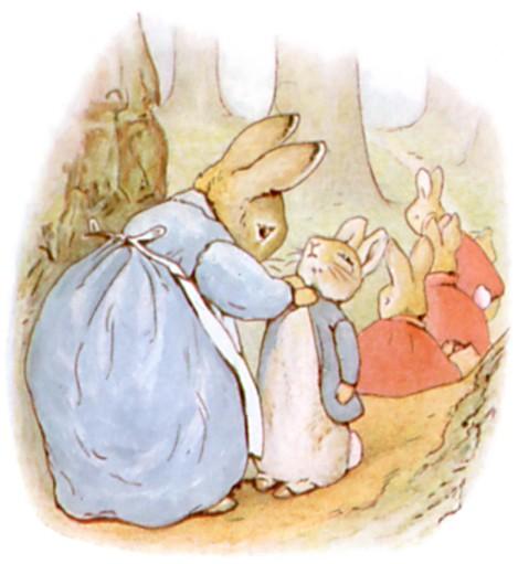 Modern retelling of the classic Beatrix Potter story