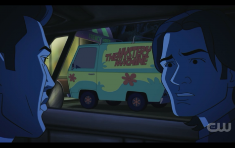 "TV series ""Supernatural"" meets the world of ""Scooby-Doo"""