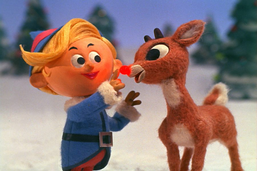 The 1964 version of Rudolph the Red-Nosed Reindeer has been a holiday classic for 55 years.