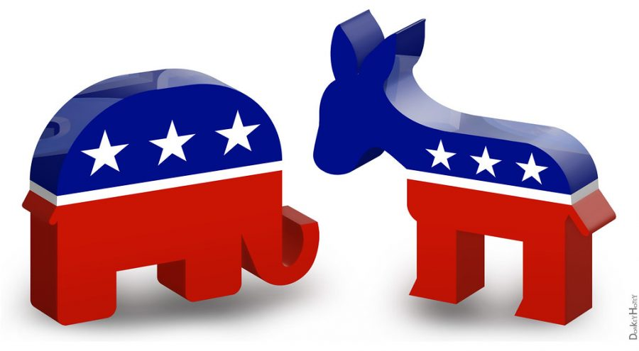 Republicans+and+Democrats+have+divergent+views+on+the+future+of+America.%0A