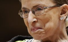 Supreme Court Justice Ruth Bader Ginsburg was an icon on gender equality issues.