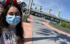 Sophomore Donia Bahlawan visited Disneys Hollywood Studios in August 2020.